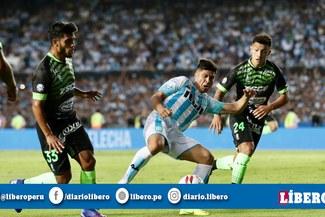 Racing Club empató 1-1 con Defensa y Justicia en la última fecha de la Superliga Argentina [RESUMEN Y GOLES]