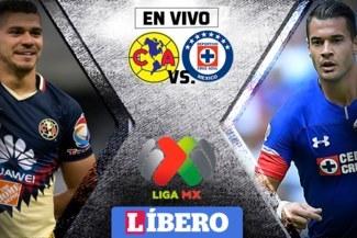 América vs Cruz Azul EN VIVO: 'Cementeros' igualan 0-0 en el Clausura de la Liga MX