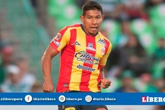 Edison Flores anotó el 1-0 de Morelia ante Chivas en la Liga MX [VIDEO]