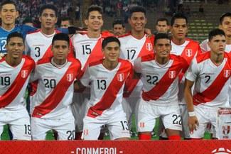 Cuatro figuras de la Selección Peruana Sub 17 podrían integrar lista de Panamericanos