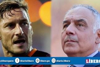 AS Roma: Francesco Totti y el Presidente en duelo por el próximo entrenador