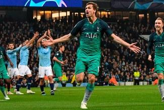 Tottenham a semifinales de la Champions League tras caer 4-3 ante Manchester City [RESUMEN Y GOLES]