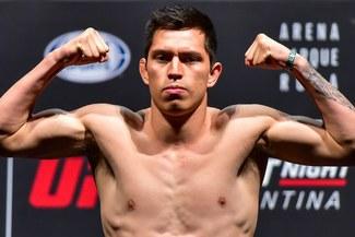 UFC: peruano Jesús Pinedo fue despedido de compañía de MMA