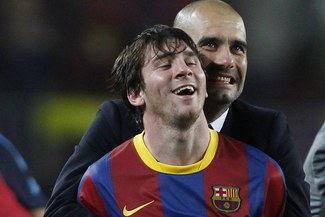 "Ruud Gullit: ""Pep Guardiola no gana la Champions League porque no tiene a Lionel Messi"""