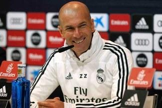 Zidane anunció cambios en el Real Madrid para la próxima temporada