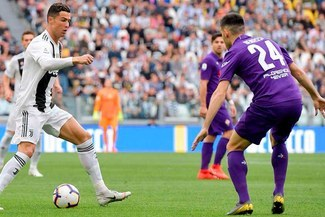 Cristiano con Juventus se proclamó campeón de la Serie A a falta de 5 fechas