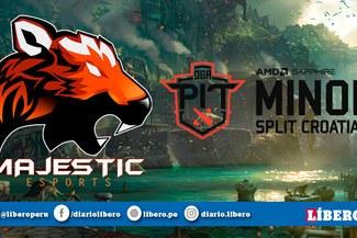 Dota 2 EN VIVO: Majestic Esports representará al Perú en el OGA PIT Minor 2019
