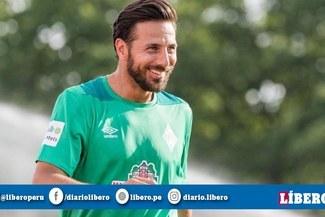 """Claudio Pizarro: """"La decisión sobre la continuidad de mi carrera aún no está tomada"""""""