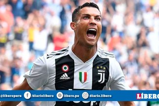"""Cristiano Ronaldo sobre su continuidad en la Juventus: """"Me quedo al 1000%"""" [VIDEO]"""
