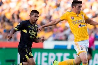 Morelia, con gol de Edison Flores, igualó 3-3 con Tigres en la Liga MX [RESUMEN Y GOLES]