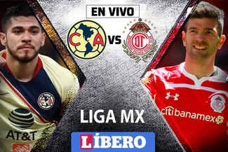 Con agonía, Toluca le ganó 3-2 al América por la fecha 15 de la Clausura de la Liga MX [RESUMEN Y GOLES]
