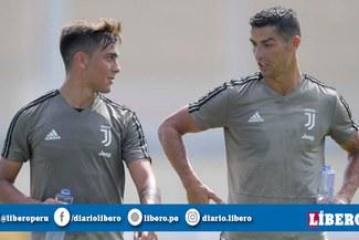 """Marco Tardelli: """"Algunos jugadores sufren con Cristiano Ronaldo; Dybala es uno de ellos"""""""
