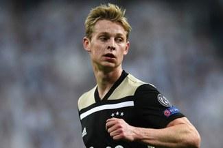 Andrea Pirlo recomendó a la Juventus fichar a Frenkie De Jong