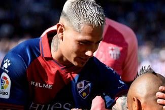Liga Santander: golazo de volea por Chimy Ávila supera al de Zidane por la Champions League