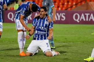 Sporting Cristal vs. Godoy Cruz: Juan Lucero marca el 2-0 que mata la esperanza celeste [VIDEO]