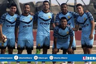 Yuriel Celi entrena con el primer equipo de Cantolao y debutaría ante UTC en la Liga 1