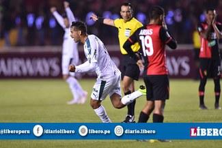 ¡Humillante! Melgar cayó 4-0 en la UNSA ante Palmeiras y se aferra a la Copa Sudamericana [RESUMEN Y GOLES]