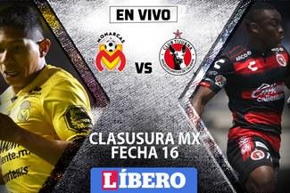 Morelia vs Tijuana EN VIVO: partidazo por la fecha 16 del Clausura de la Liga MX
