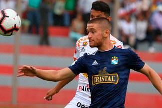 Conoce a Paulo Gallardo, el nuevo Emanuel Herrera de Sporting Cristal.