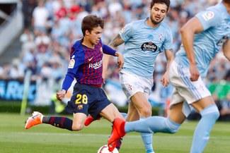 Barcelona cayó 2-0 ante el Celta de Vigo por la fecha 36 de la Liga Santander [RESUMEN Y GOLES]