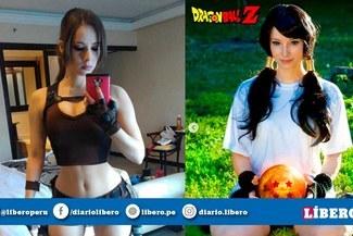 Enji Night: ¿Quién es la cosplayer más hermosa del mundo que encarna a Bulma y otros personajes?