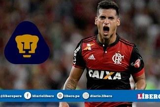 Miguel Trauco dejaría Flamengo para fichar por Pumas UNAM de la Liga MX