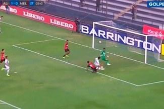 Alianza Lima vs FBC Melgar EN VIVO: Debut y gol de Mauricio Matzuda para el 2-0 [VIDEO]