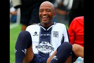 Waldir Sáenz cumple 46 años: Repasa los momentos del goleador histórico de Alianza Lima