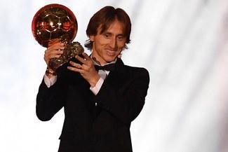 Luka Modric reveló que fue lo primero que hizo luego de ganar el Balón de Oro [VIDEO]