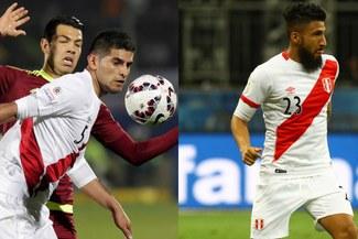 ¿Cuándo fue la última vez que Carlos Zambrano y Josepmir Ballón jugaron con Perú? [VIDEO]