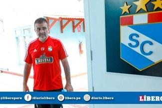 Claudio Vivas reveló que Matute es una opción para jugar la Copa Sudamericana [VIDEO]