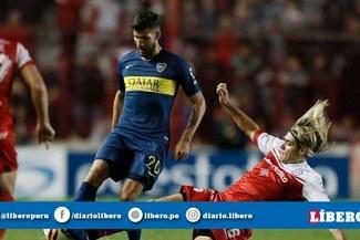 Boca Juniors igualó 0-0 con Argentinos Juniors por la semifinal de ida en la Copa Argentina