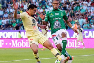 León de Pedro de Aquino clasificó a la final del Clausura MX a pesar de caer 1-0 ante el América [RESUMEN Y GOL]