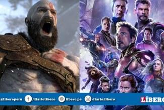 """PlayStation se inspira en Marvel y creará su propio universo de la mano de """"God of War"""""""