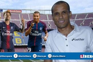 Rivaldo revela el nombre del poderoso equipo que podría fichar a Neymar y Mbappé