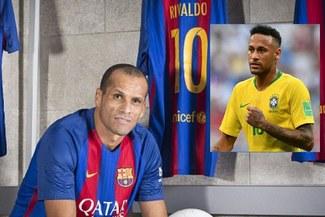 Barcelona: Rivaldo asegura que Neymar está arrepentido de haber ido al PSG