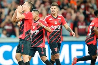 Athletico Paranaense venció 1-0 a River Plate en la ida de la Recopa Sudamericana 2019 [VIDEO]