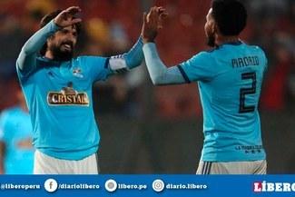 Sporting Cristal jugaría en Matute ante Unión Española por la Copa Sudamericana