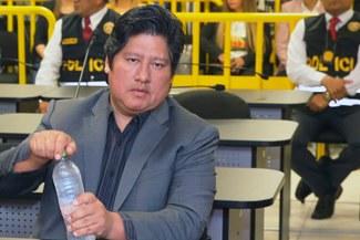 ¿Y ahora quién lo salva? Fiscal pidió 26 años de prisión para Edwin Oviedo por homicidio calificado
