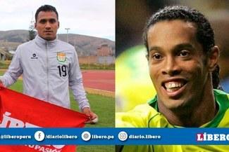 ¿Marcos Lliuya se comparó con Ronaldinho?