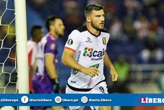 Sporting Cristal vs Melgar: Bernardo Cuesta anotó golazo para el 1-1 en el Gallardo