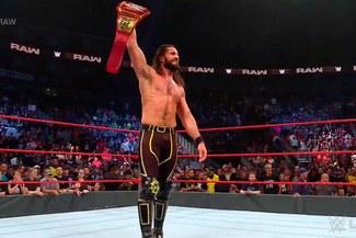 WWE RAW: Seth Rollins vence a Sami Zayn y le declara la guerra a Brock Lesnar [VIDEOS]