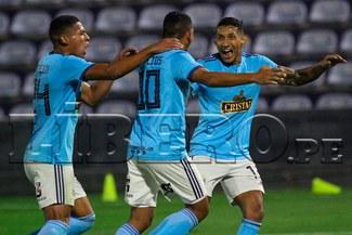 Sporting Cristal goleó 3-0 a Unión Española en Matute y avanza a octavos de la Sudamericana [RESUMEN Y GOLES]