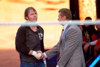 """Jon Moxley: """"El mayor problema de la WWE es Vince McMahon"""""""