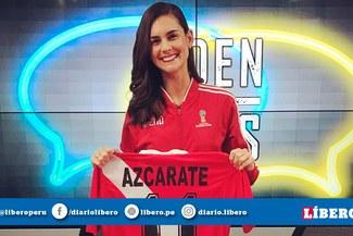 """Talía Azcárate: """"Hacer un gran trabajo en la Copa América puede abrir muchas puertas para todas las periodistas"""""""