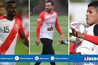Selección Peruana: Los jugadores del medio local que Ricardo Gareca dejó sin Copa América [FOTOS]