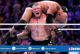 WWE analiza despedir a Brock Lesnar por burlarse del maletín de Money in The Bank [VIDEO]