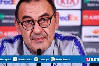 ¡Se va ! Luego de ganar la Europa League el Chelsea se queda sin entrenador