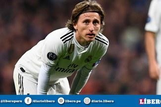 """Luka Modric: """"Estamos muy decepcionados por nuestra temporada"""""""