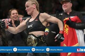 Valentina Shevchenko igualó récord histórico de UFC y se postula al mejor KO del 2019